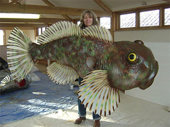 fish costume photo ... & Fish Costumes by Maggie Campbell